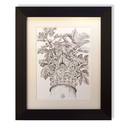 Beau Stanton Original Art - Miraculum 1 - Original Study