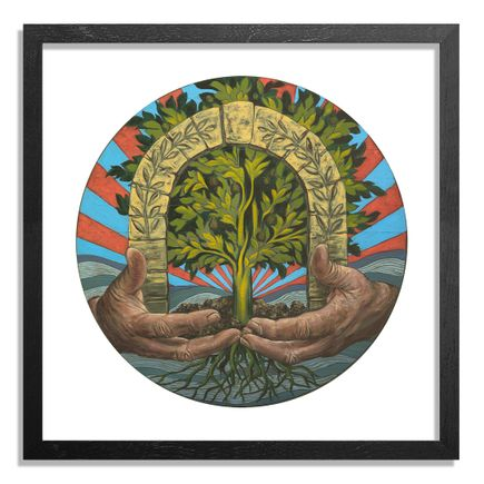 Beau Stanton Art Print - Sigil of El Housh - Limited Edition Prints