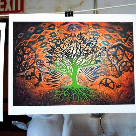 Beau Stanton Art Print - Alchemic Bloom Set of 3