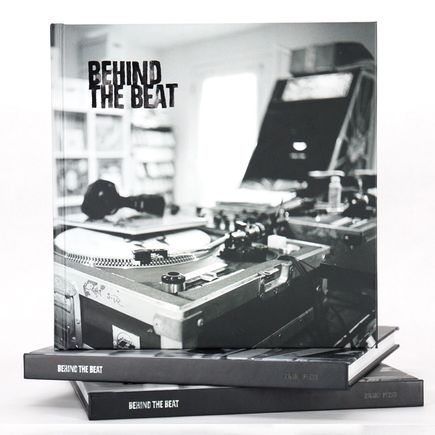 Rafael Rashid Book - Behind The Beat