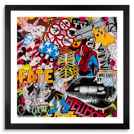 Ben Frost Art Print - Know Your Product - 17 x 17 Edition