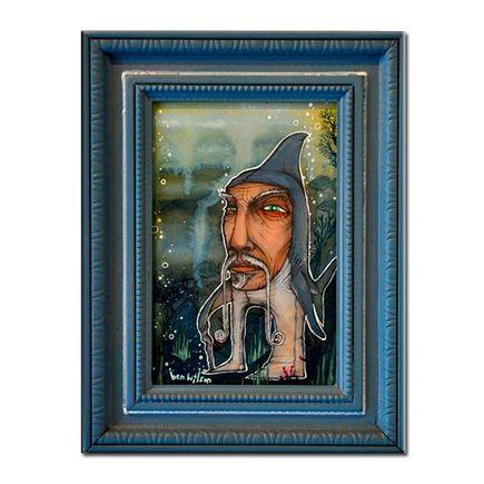Ben Wilson Original Art - Respect Your Elders