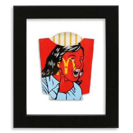 Ben Frost Original Art - Choking Hazard