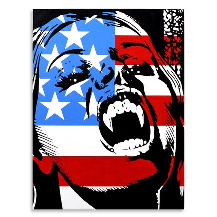 Ben Frost Original Art - Vampire USA