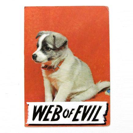 Ben Frost Original Art - Web of Evil
