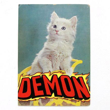 Ben Frost Original Art - Demon