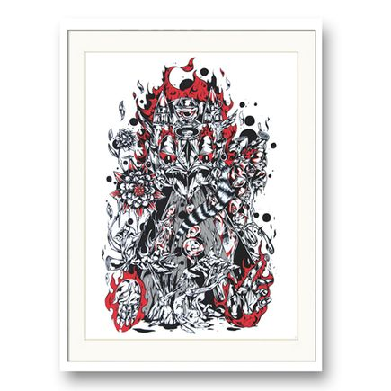 Berst Art Print - The Becoming 2