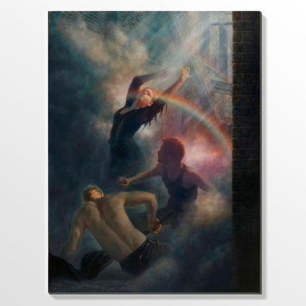 Billy Norrby Original Art - Spectors - Original Artwork