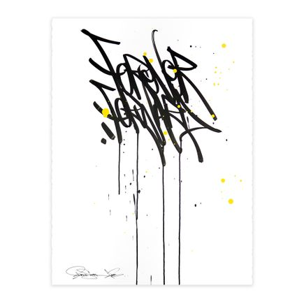 Bisco Smith Art - Forever Forward II - Work on Paper