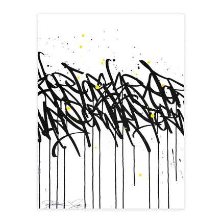 Bisco Smith Art - Forever Forward III - Work on Paper