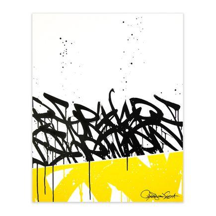 Bisco Smith Original Art - Forever Forward (Low)