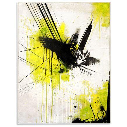Bisco Smith Original Art - First In Flight - Original Artwork