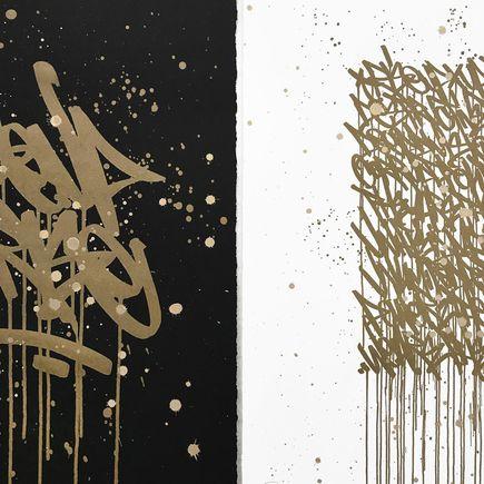 Bisco Smith Art Print - Rise - 2-Print Set
