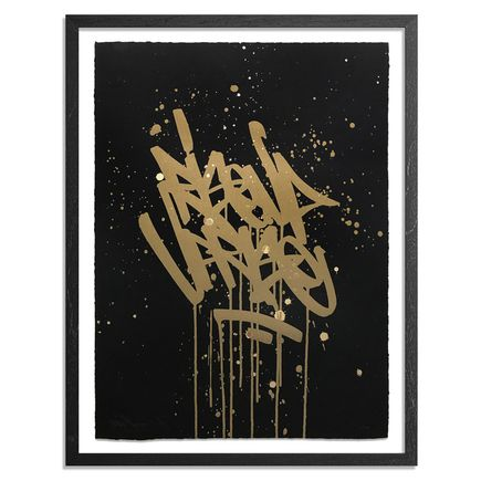 Bisco Smith Art Print - Rise Up x Up Rise