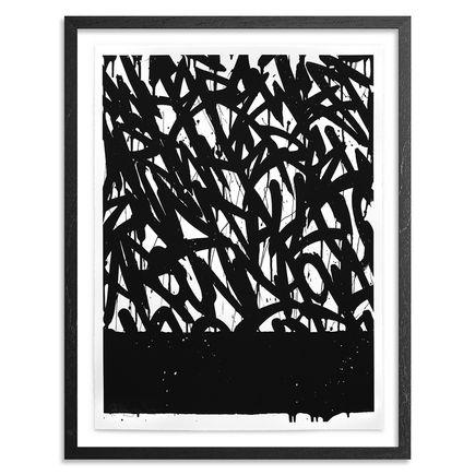 Bisco Smith Art Print - Stacks - Dark Edition