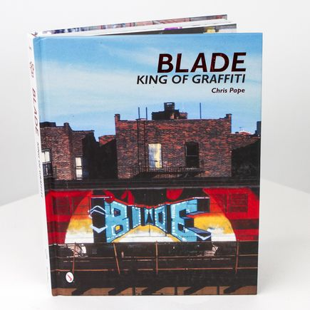 Blade Book - King Of Graffiti - 01