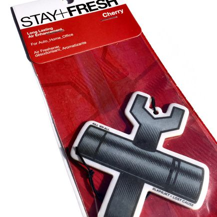 Stay+Fresh Art - BlkPrjkt Air Freshener