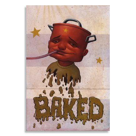 Bob Dob Original Art - Baked
