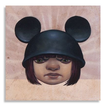 Bob Dob Original Art - Mouskateer Maggie