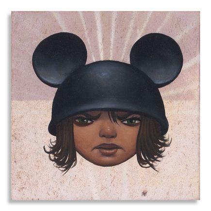 Bob Dob Original Art - Mouskateer Melanie