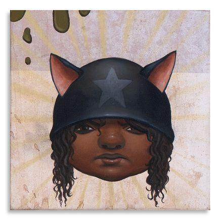 Bob Dob Original Art - Yippie Krystal