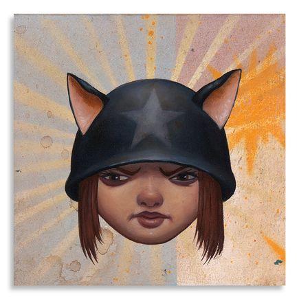 Bob Dob Original Art - Yippie Sonya