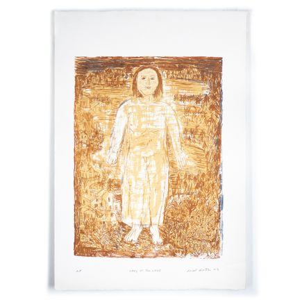 Robert Sestok Art Print - Lady Of The Lake - Artist Proof I - 2008