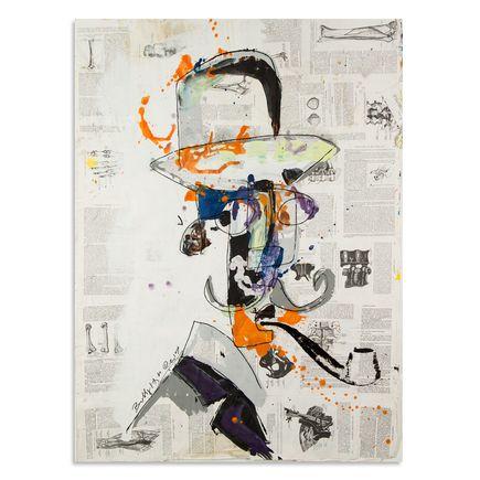 Bobby Hill Art - Dr. Cachet V