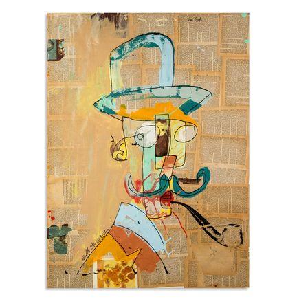Bobby Hill Art - Dr. Cachet VI