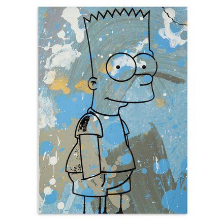 Bobby Hill Art - Bart Simpson
