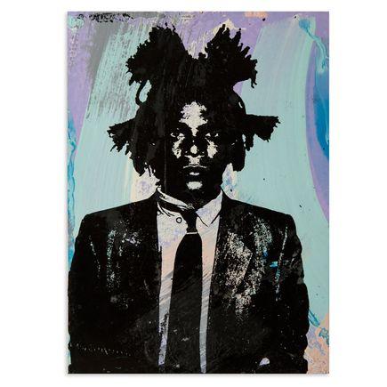 Bobby Hill Art - Basquiat