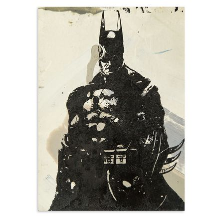 Bobby Hill Art - Batman I