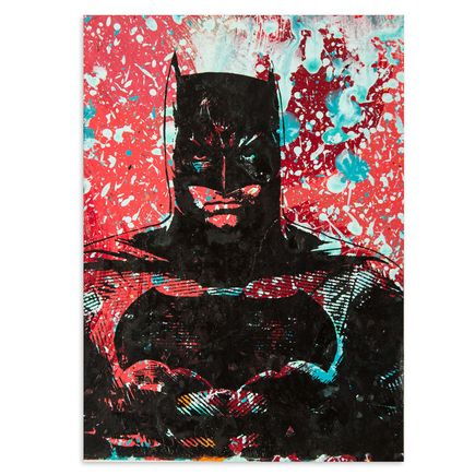 Bobby Hill Art - Batman II