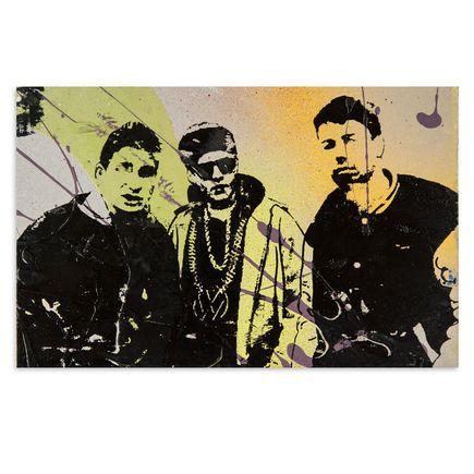 Bobby Hill Art - Beastie Boys