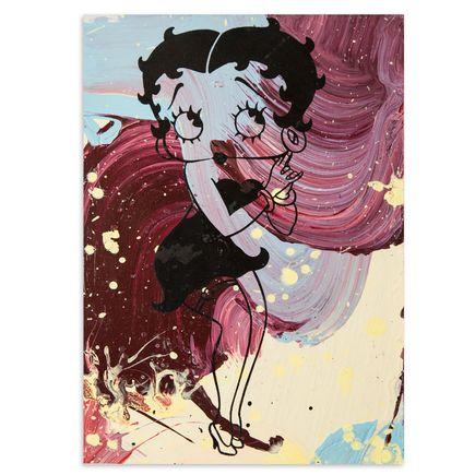Bobby Hill Art - Betty Boop