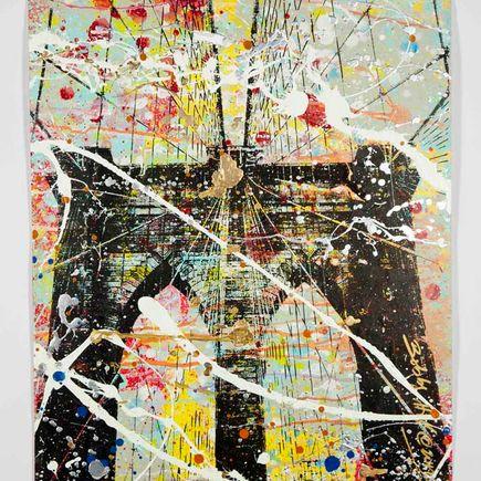 Bobby Hill Art Print - Brooklyn Bridge - 12