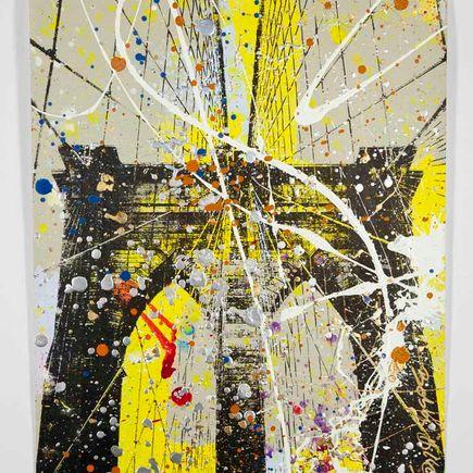 Bobby Hill Art Print - Brooklyn Bridge - 13