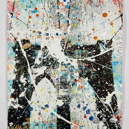 Bobby Hill Art Print - Brooklyn Bridge - 15