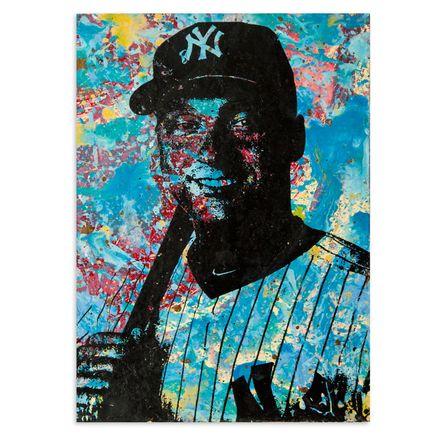 Bobby Hill Art - Derek Jeter