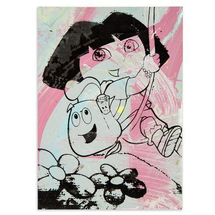 Bobby Hill Art - Dora The Explorer