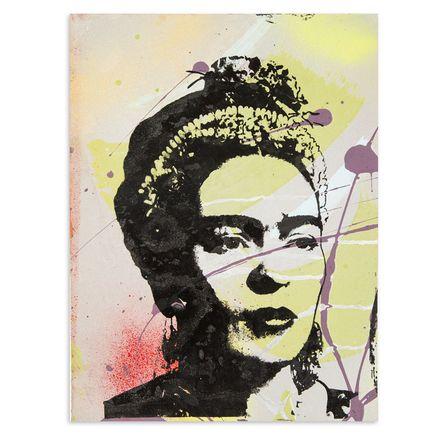 Bobby Hill Art - Frida II - 9 x 12 Edition