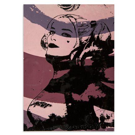Bobby Hill Art - Harley Quinn