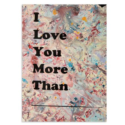 Bobby Hill Art - I Love You More Than