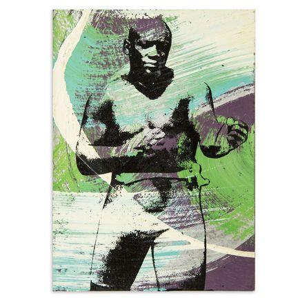 Bobby Hill Art - Jack Johnson