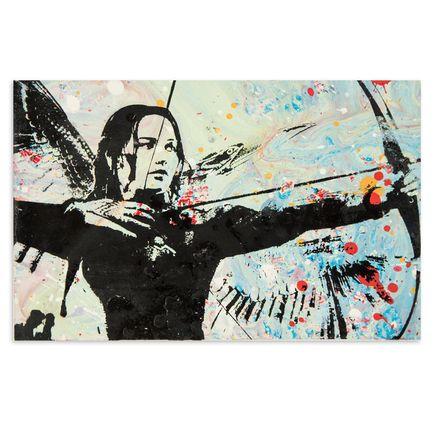 Bobby Hill Art - Katniss Everdeen