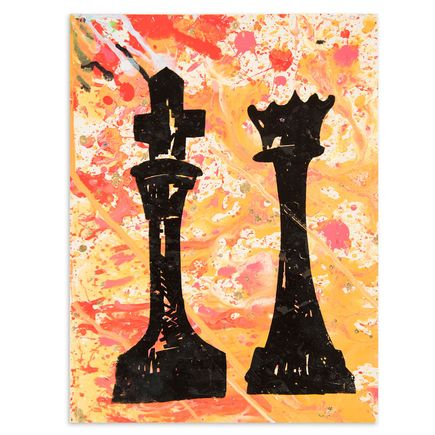 Bobby Hill Art - King & Queen