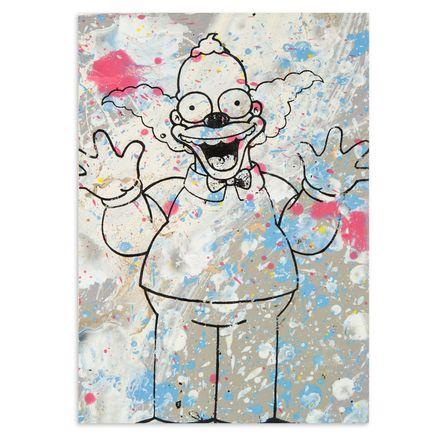 Bobby Hill Art - Krusty The Clown