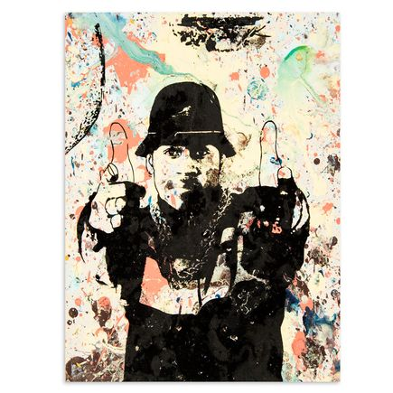 Bobby Hill Art - LL Cool J