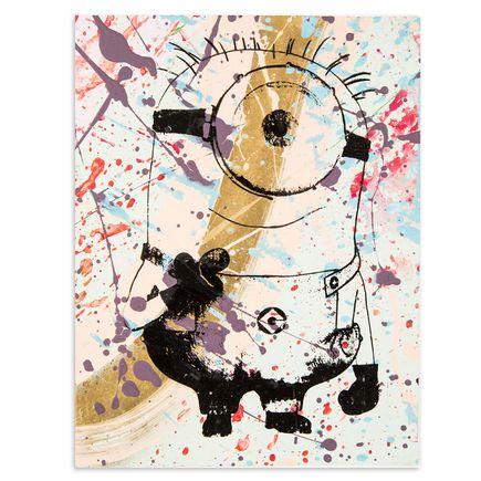 Bobby Hill Art - Minion