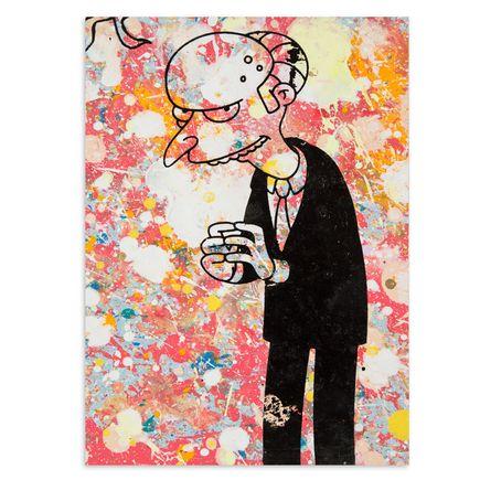 Bobby Hill Art - Mr. Burns